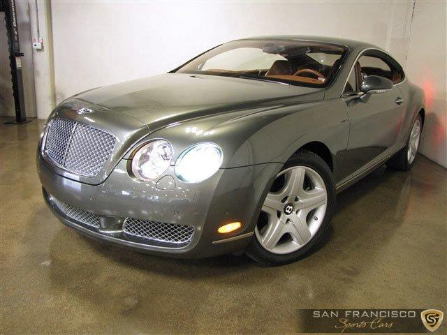 Used 2005 Bentley Continental GT for sale Sold at San Francisco Sports Cars in San Carlos CA 94070 2