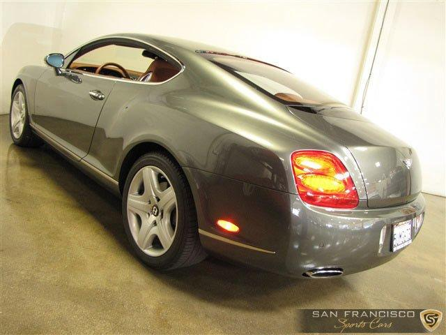 Used 2005 Bentley Continental GT for sale Sold at San Francisco Sports Cars in San Carlos CA 94070 4