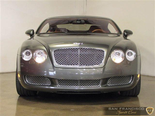 Used 2005 Bentley Continental GT for sale Sold at San Francisco Sports Cars in San Carlos CA 94070 1