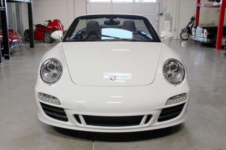 Used 2011 Porsche 911 Cabriolet for sale Sold at San Francisco Sports Cars in San Carlos CA 94070 2