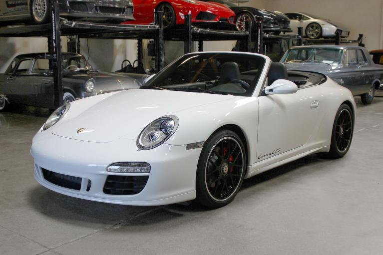 Used 2011 Porsche 911 Cabriolet for sale Sold at San Francisco Sports Cars in San Carlos CA 94070 3