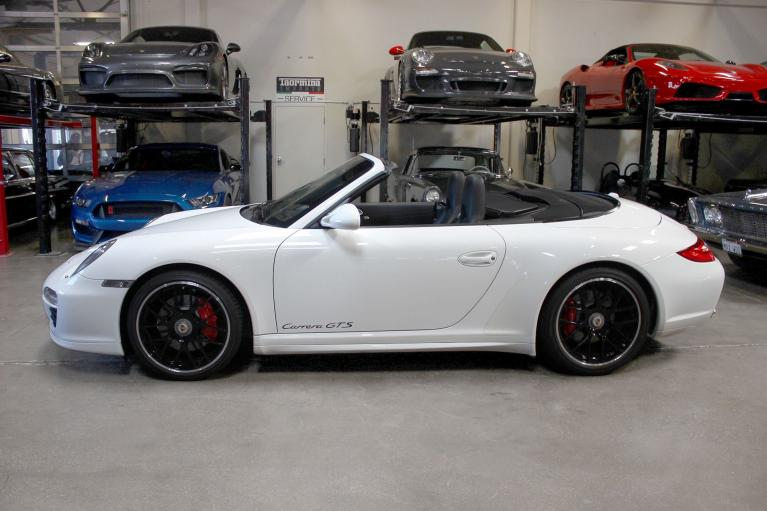 Used 2011 Porsche 911 Cabriolet for sale Sold at San Francisco Sports Cars in San Carlos CA 94070 4