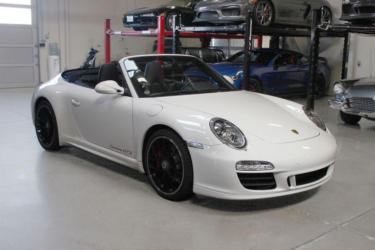 Used 2011 Porsche 911 Cabriolet for sale Sold at San Francisco Sports Cars in San Carlos CA 94070 1