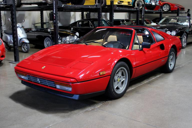 Used 1986 Ferrari 328 GTS for sale Sold at San Francisco Sports Cars in San Carlos CA 94070 3