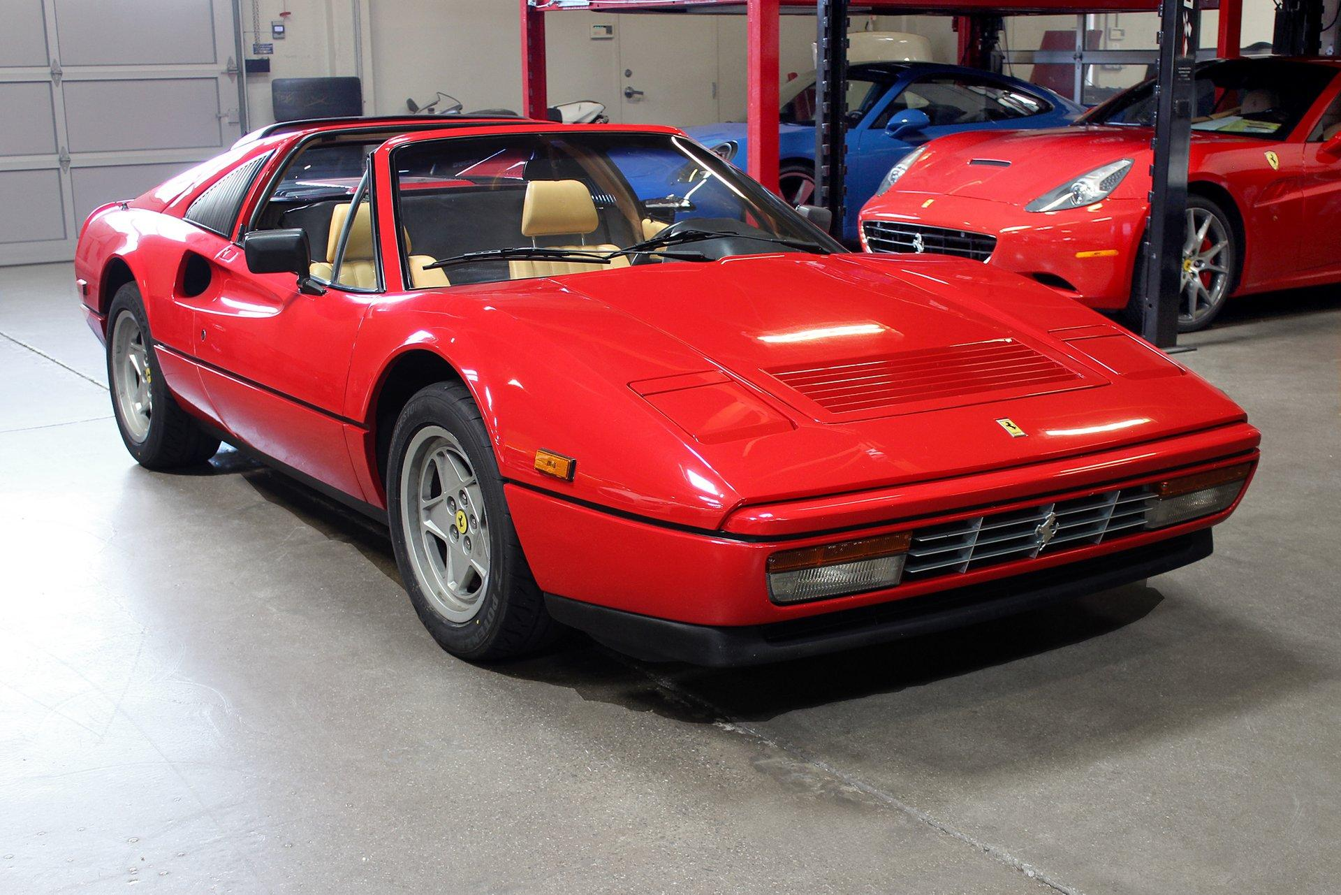 Used 1986 Ferrari 328 GTS for sale Sold at San Francisco Sports Cars in San Carlos CA 94070 1