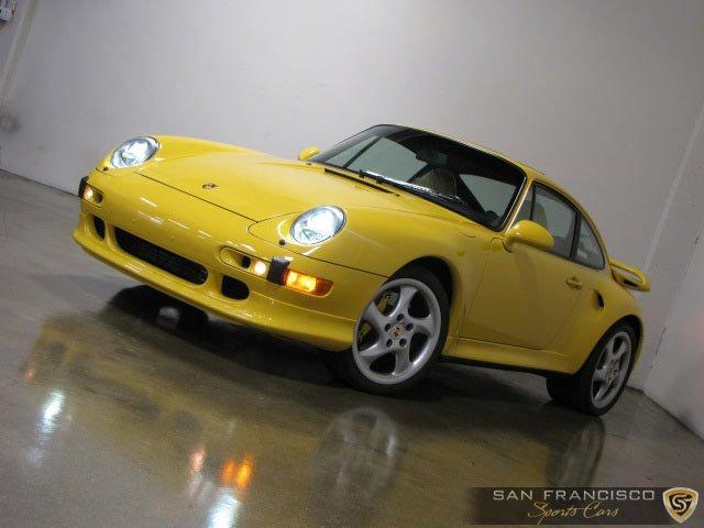 Used 1997 Porsche 993 Turbo S for sale Sold at San Francisco Sports Cars in San Carlos CA 94070 2