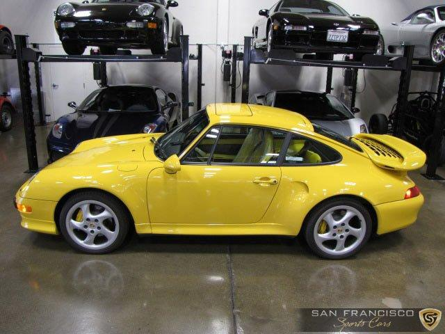 Used 1997 Porsche 993 Turbo S for sale Sold at San Francisco Sports Cars in San Carlos CA 94070 3