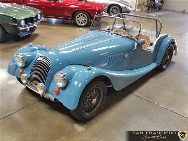 Used 1972 Morgan Plus 8 Roadster for sale Sold at San Francisco Sports Cars in San Carlos CA 94070 2