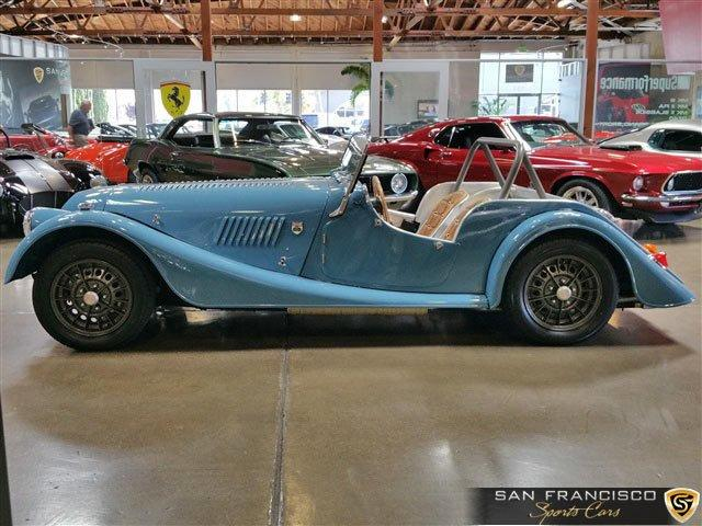 Used 1972 Morgan Plus 8 Roadster for sale Sold at San Francisco Sports Cars in San Carlos CA 94070 3
