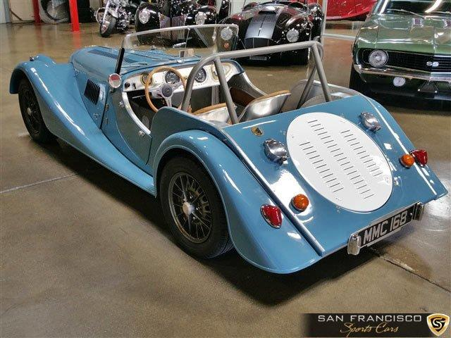 Used 1972 Morgan Plus 8 Roadster for sale Sold at San Francisco Sports Cars in San Carlos CA 94070 4