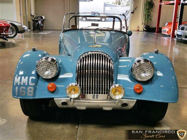 Used 1972 Morgan Plus 8 Roadster for sale Sold at San Francisco Sports Cars in San Carlos CA 94070 1