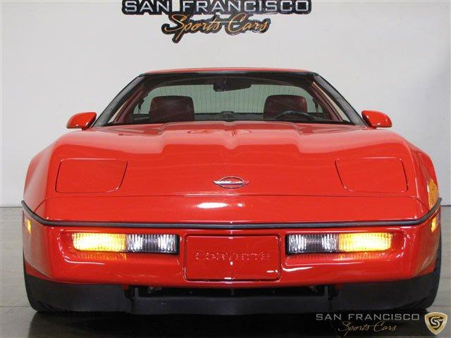 Used 1990 Chevy Corvette ZR1 for sale Sold at San Francisco Sports Cars in San Carlos CA 94070 1