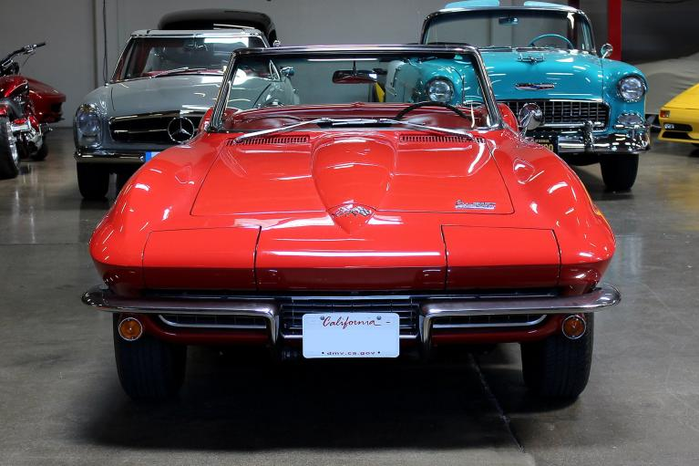 Used 1966 Chevrolet Corvette for sale Sold at San Francisco Sports Cars in San Carlos CA 94070 2