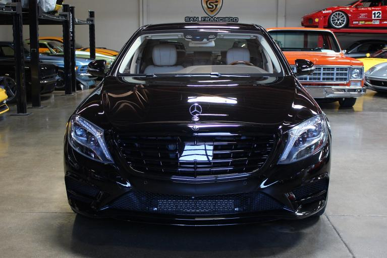 Used 2014 Mercedes-Benz S550 for sale Sold at San Francisco Sports Cars in San Carlos CA 94070 2