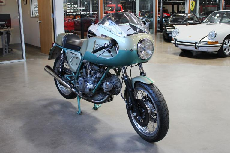 Used 1975 DUCATI 750 SS for sale Sold at San Francisco Sports Cars in San Carlos CA 94070 1