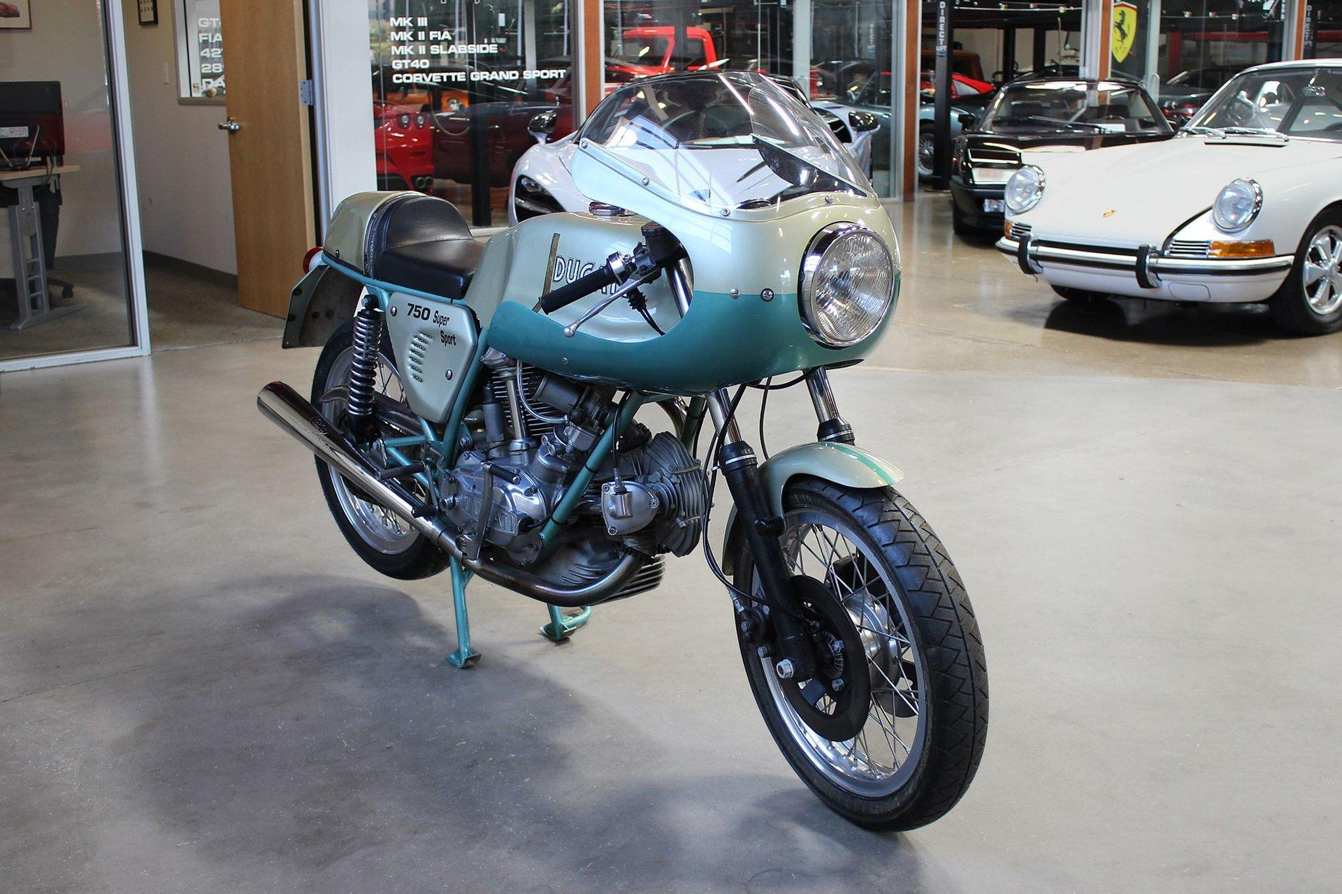 Used 1975 DUCATI  for sale $239,900 at San Francisco Sports Cars in San Carlos CA 94070 1