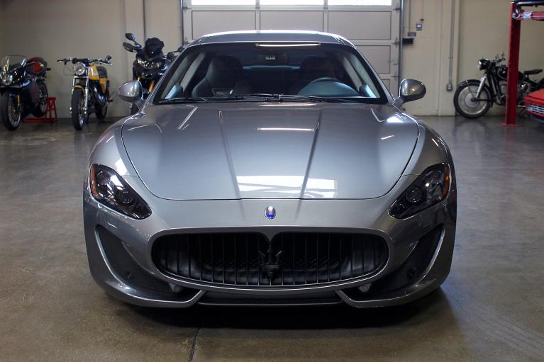 Used 2015 Maserati GranTurismo for sale Sold at San Francisco Sports Cars in San Carlos CA 94070 2