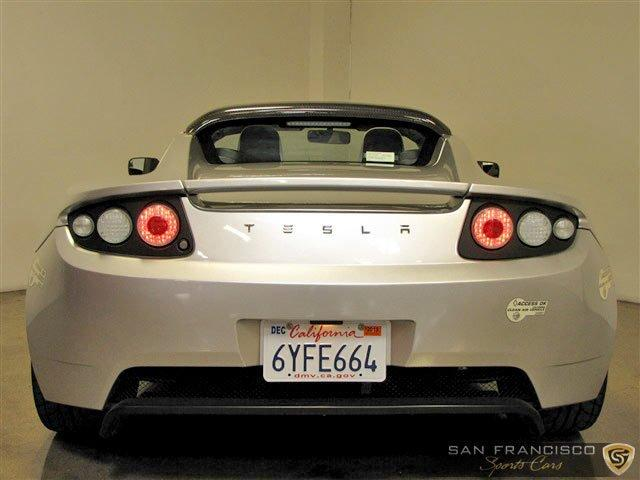 Used 2008 Tesla Roadster for sale Sold at San Francisco Sports Cars in San Carlos CA 94070 3