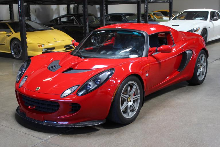 Used 2005 Lotus Elise for sale Sold at San Francisco Sports Cars in San Carlos CA 94070 3
