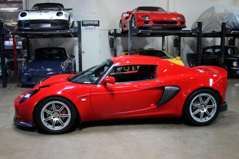 Used 2005 Lotus Elise for sale Sold at San Francisco Sports Cars in San Carlos CA 94070 4
