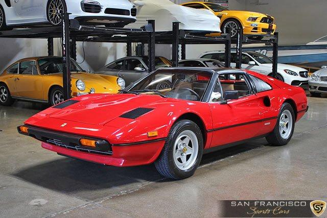 Used 1981 Ferrari 308 GTSi for sale Sold at San Francisco Sports Cars in San Carlos CA 94070 1