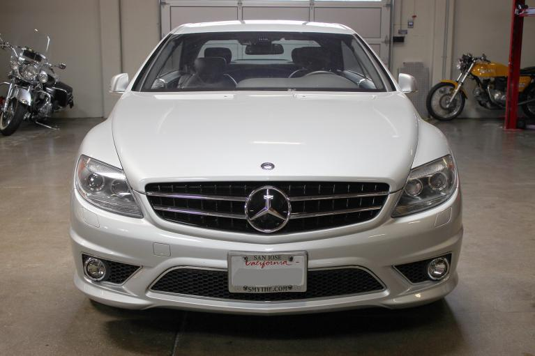 Used 2010 Mercedes-Benz CL63 for sale Sold at San Francisco Sports Cars in San Carlos CA 94070 2