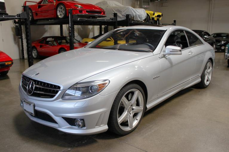 Used 2010 Mercedes-Benz CL63 for sale Sold at San Francisco Sports Cars in San Carlos CA 94070 3