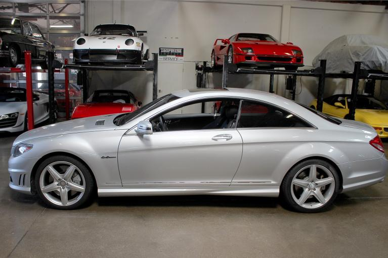 Used 2010 Mercedes-Benz CL63 for sale Sold at San Francisco Sports Cars in San Carlos CA 94070 4