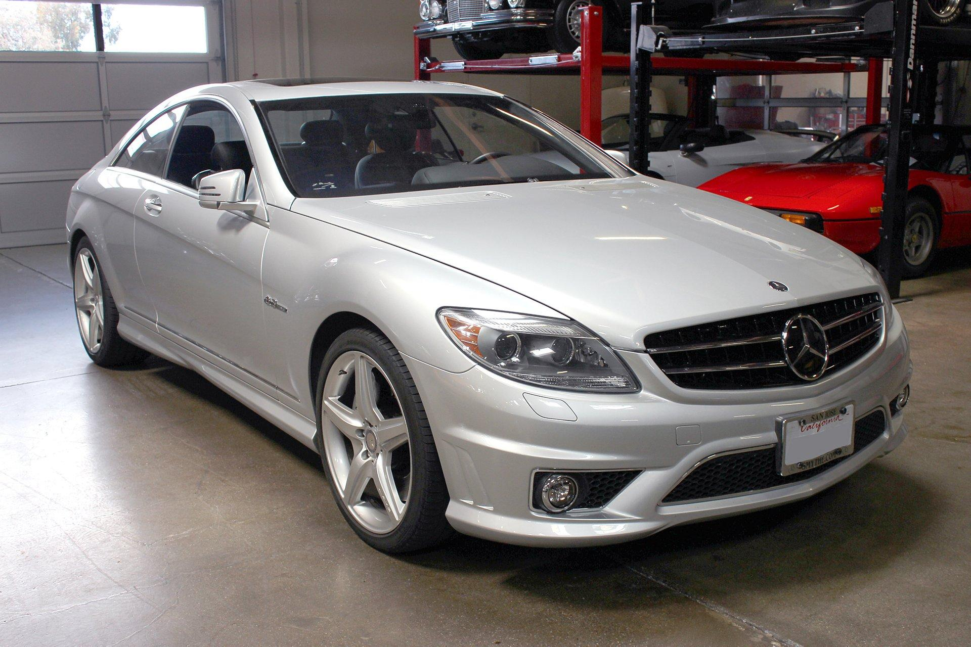 Used 2010 Mercedes-Benz CL63 for sale Sold at San Francisco Sports Cars in San Carlos CA 94070 1