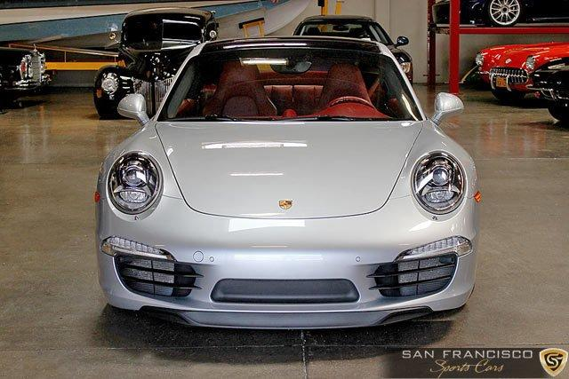 Used 2014 Porsche 911S for sale Sold at San Francisco Sports Cars in San Carlos CA 94070 2