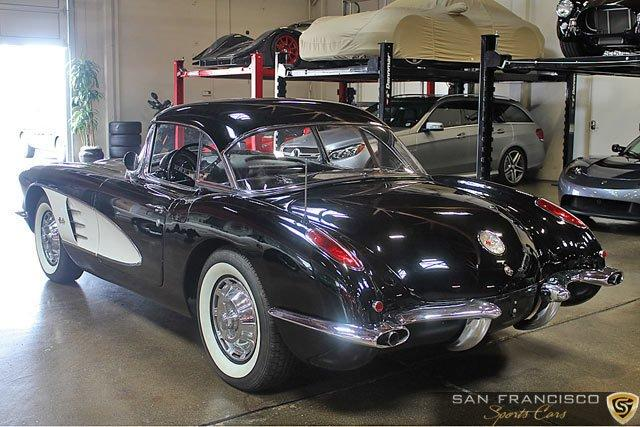 Used 1959 Chevrolet Corvette for sale Sold at San Francisco Sports Cars in San Carlos CA 94070 4