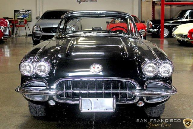 Used 1959 Chevrolet Corvette for sale Sold at San Francisco Sports Cars in San Carlos CA 94070 1