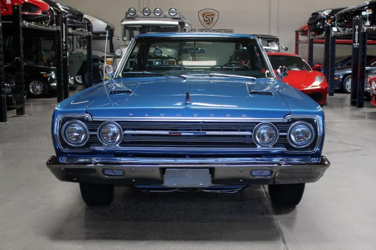 Used 1967 Plymouth GTX for sale Sold at San Francisco Sports Cars in San Carlos CA 94070 2