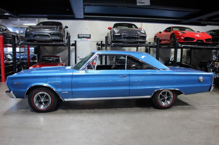 Used 1967 Plymouth GTX for sale Sold at San Francisco Sports Cars in San Carlos CA 94070 4
