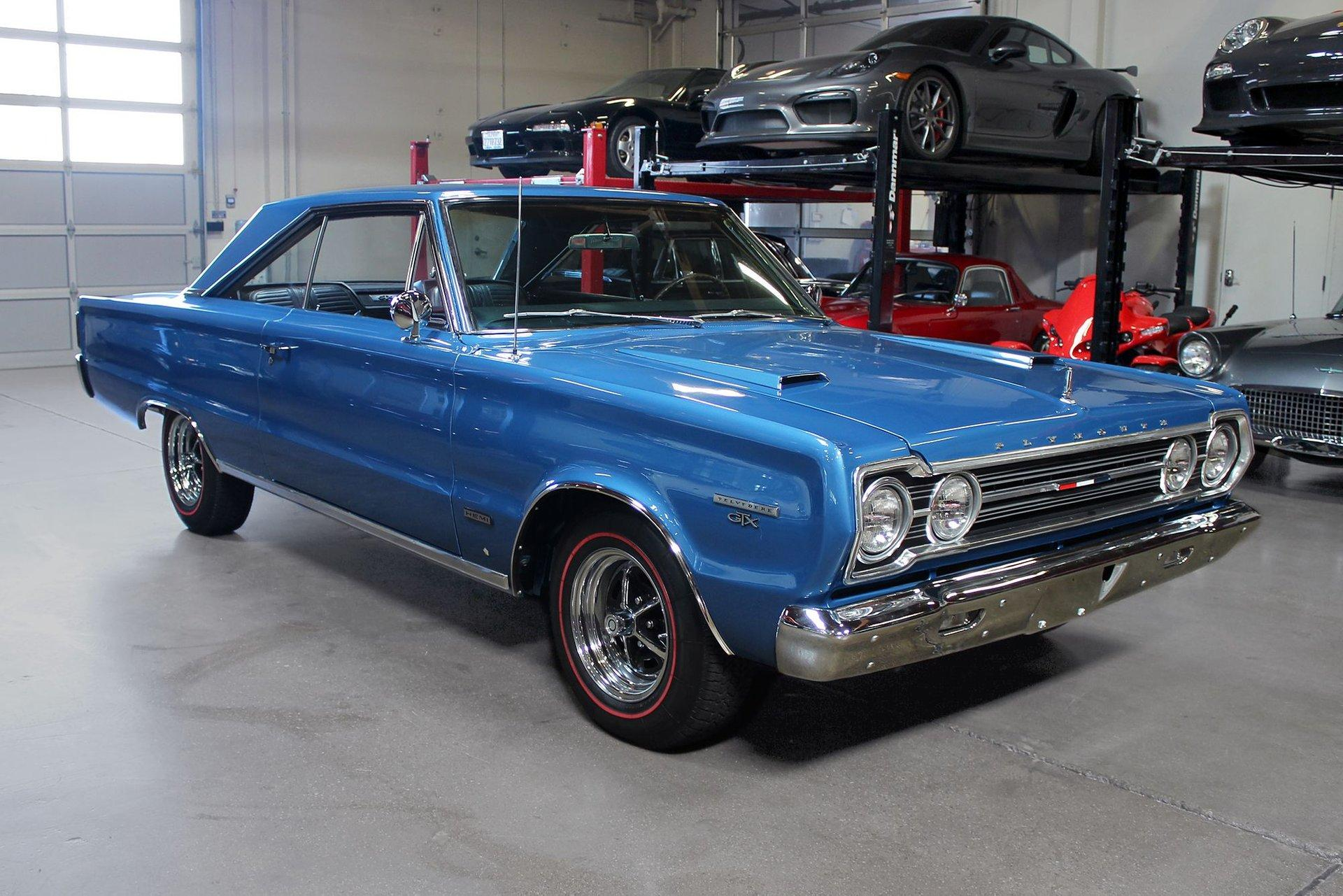 Used 1967 Plymouth GTX for sale Sold at San Francisco Sports Cars in San Carlos CA 94070 1