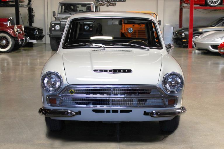 Used 1967 Lotus Cortina for sale Sold at San Francisco Sports Cars in San Carlos CA 94070 2