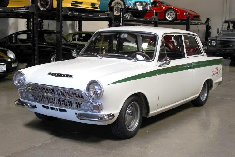 Used 1967 Lotus Cortina for sale Sold at San Francisco Sports Cars in San Carlos CA 94070 3