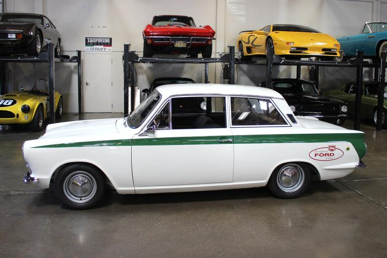 Used 1967 Lotus Cortina for sale Sold at San Francisco Sports Cars in San Carlos CA 94070 4