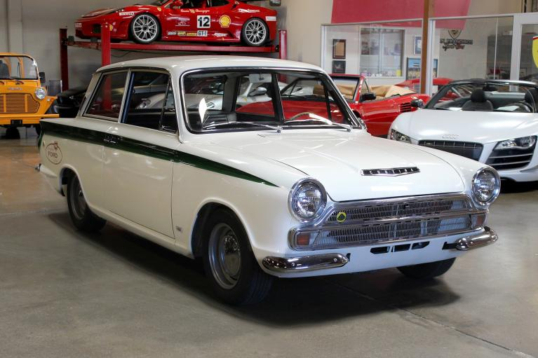 Used 1967 Lotus Cortina for sale Sold at San Francisco Sports Cars in San Carlos CA 94070 1