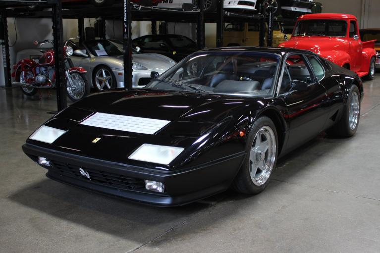 Used 1979 Ferrari 512BB for sale Sold at San Francisco Sports Cars in San Carlos CA 94070 3