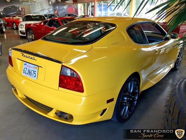 Used 2005 Maserati Gransport for sale Sold at San Francisco Sports Cars in San Carlos CA 94070 4