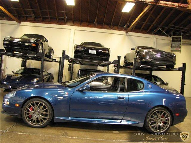 Used 2006 Maserati GranSport MC Victory for sale Sold at San Francisco Sports Cars in San Carlos CA 94070 3