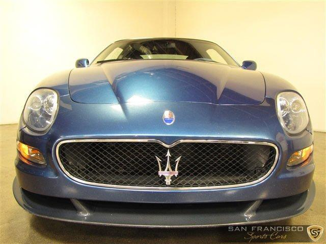 Used 2006 Maserati GranSport MC Victory for sale Sold at San Francisco Sports Cars in San Carlos CA 94070 1