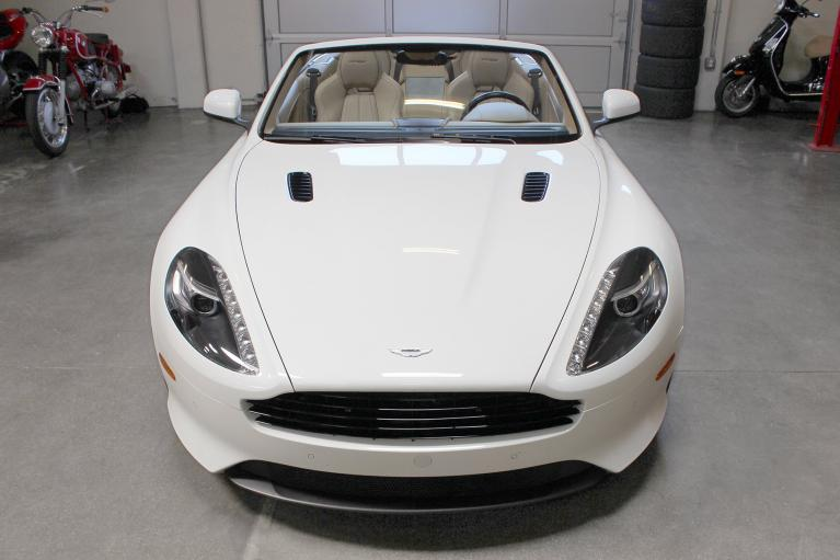 Used 2012 Aston Martin Virage for sale Sold at San Francisco Sports Cars in San Carlos CA 94070 2