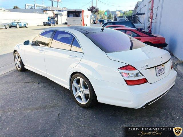 Used 2007 Mercedes-Benz S550 for sale Sold at San Francisco Sports Cars in San Carlos CA 94070 2
