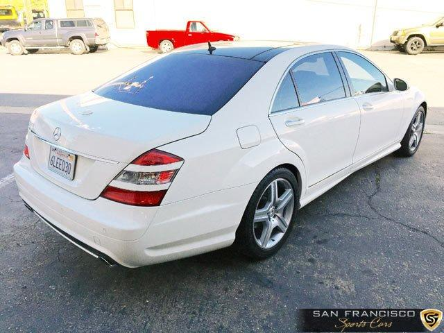 Used 2007 Mercedes-Benz S550 for sale Sold at San Francisco Sports Cars in San Carlos CA 94070 4
