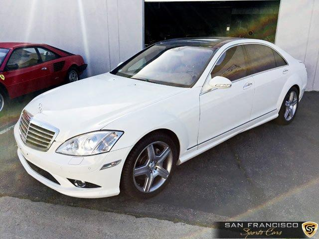 Used 2007 Mercedes-Benz S550 for sale Sold at San Francisco Sports Cars in San Carlos CA 94070 1