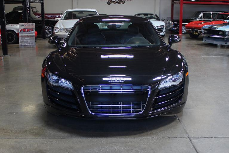Used 2010 Audi R8 V10 for sale Sold at San Francisco Sports Cars in San Carlos CA 94070 2