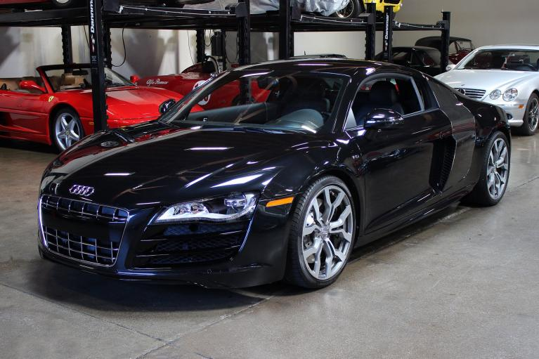 Used 2010 Audi R8 V10 for sale Sold at San Francisco Sports Cars in San Carlos CA 94070 3