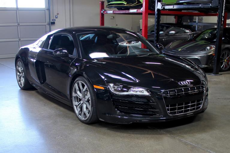 Used 2010 Audi R8 V10 for sale Sold at San Francisco Sports Cars in San Carlos CA 94070 1